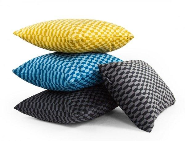 Break żółta poduszka dekoracyjna 50x30