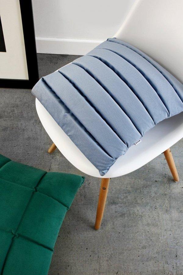 Level poduszka dekoracyjna MOODI 40x40 cm. fioletowa