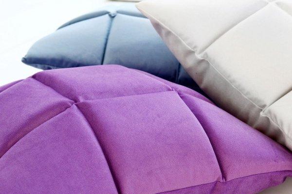 Trix duża poduszka dekoracyjna 50x50 cm. różowa MOODI