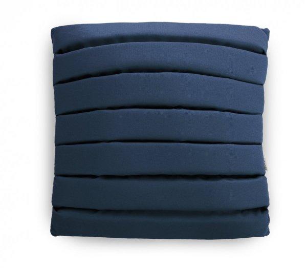 Level poduszka dekoracyjna MOODI 40x40 cm. granatowa