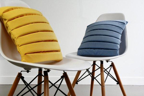 Level poduszka dekoracyjna MOODI 40x40 cm. morska