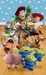 Fototapeta dla dzieci - Toy Story Disney - 3D - 244x152cm