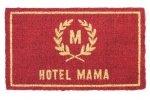Wycieraczka wejściowa - Hotel Mama