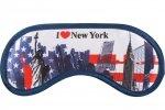 Opaska na Oczy - Daydream - Wzór I Love New York