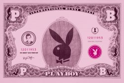 Playboy (Dollar) - plakat