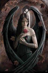 Angel Rose - plakat