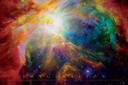 Imagination (Nebula) - plakat