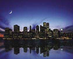 New York (Skyline) - plakat