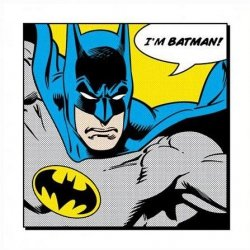 Batman (I'm Batman) - reprodukcja