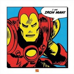 Iron Man (I Am) - reprodukcja