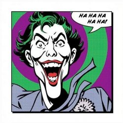 Joker (Ha Ha Ha Ha Ha) - reprodukcja