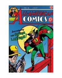 Green Lantern - reprodukcja