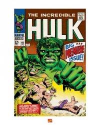 Hulk - reprodukcja