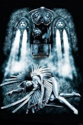 Art Worx Fallen Angel - plakat