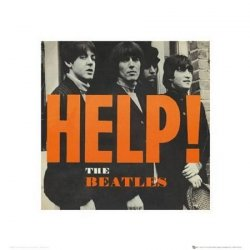 The Beatles Help - reprodukcja
