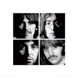 The Beatles White Album - reprodukcja