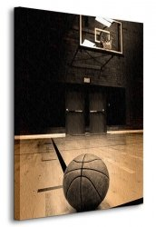 Basketball - Obraz na płótnie