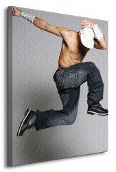 Tancerz - Obraz na płótnie