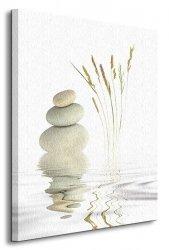 Zen Peace - Obraz na płótnie