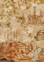 Fototapeta na ścianę - Vintage style - 183x254 cm