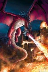 Tom Wood Dragon - plakat