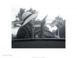 Concours d'elegance 1934 - reprodukcja