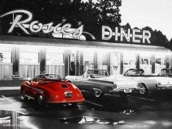 Rosie's Diner - reprodukcja