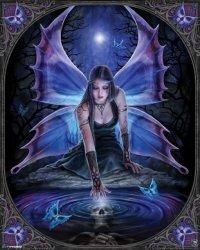 Anne Stokes (Immortal Flight) - plakat