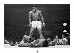 Muhammad Ali (V's Liston) - reprodukcja