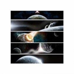 Kosmiczne krajobrazy - reprodukcja