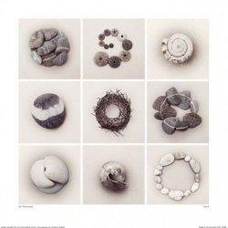 Kamienne kompozyzcje - reprodukcja
