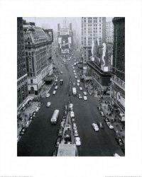Broadway Times Square - reprodukcja