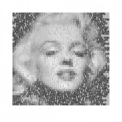 Marylin Monroe - reprodukcja