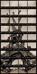 Eiffel Tower - reprodukcja