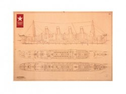 Titanic (Plans) - reprodukcja