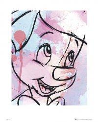 Pinnochio Drawing  - reprodukcja
