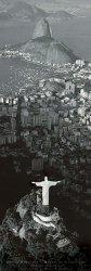 Rio de Janeiro (Cristo Redentor) - plakat