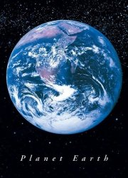 Planeta Ziemia - plakat
