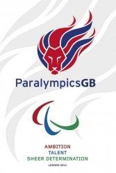 Paralympics G.B (Logo) - plakat