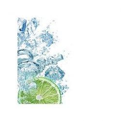 Limonka w wodzie - reprodukcja