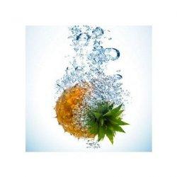 Ananas w wodzie - reprodukcja