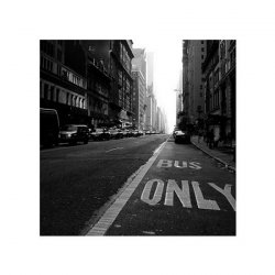 New York, only - reprodukcja