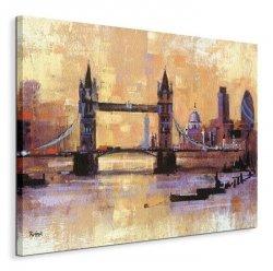 Tower Bridge, London - Obraz na płótnie