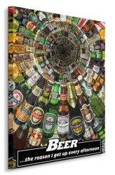 Beer - The Reason - Obraz na płótnie
