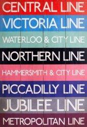 Obraz na drewnie - London Transport