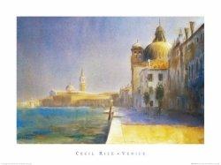 Cecil Rice - Venice - reprodukcja