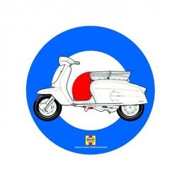 Haynes Lambretta - reprodukcja