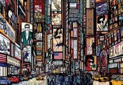 Fototapeta na ścianę - Street in New York - 366x254 cm