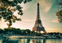 Fototapeta na ścianę - Paris France - 366x254 cm