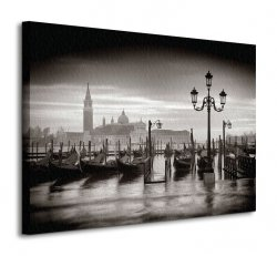 Obraz do sypialni - Venetian Ghosts - 80x60 cm